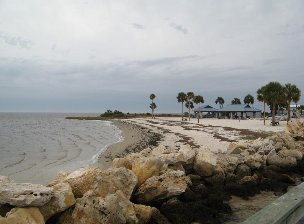 Hodges Park at Keaton Beach, FL