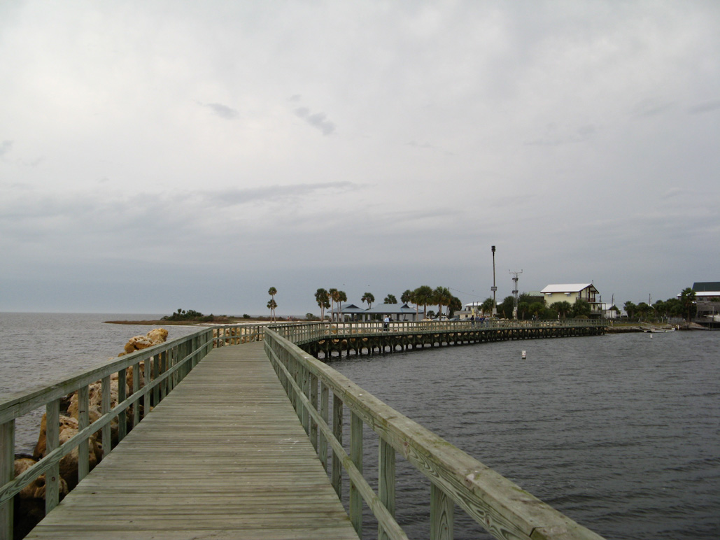 Hodges Park Pier - Keaton Beach, FL