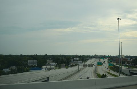 I-10 west - Jacksonville, FL