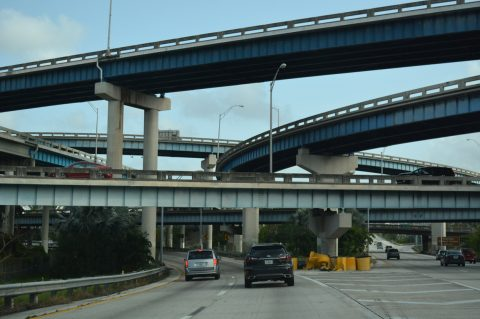 Midtown Interchange, Miami - I-95 at I-395