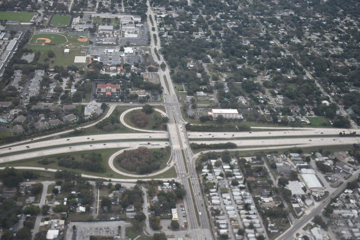 I-275 at 54th Avenue N - St. Petersburg, FL
