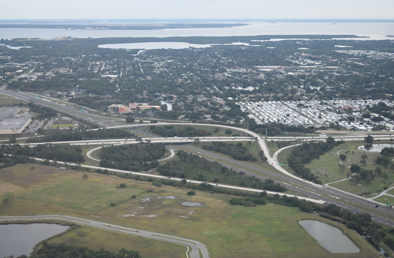 I-275 at SR 694/Gandy Blvd - St. Petersburg, FL