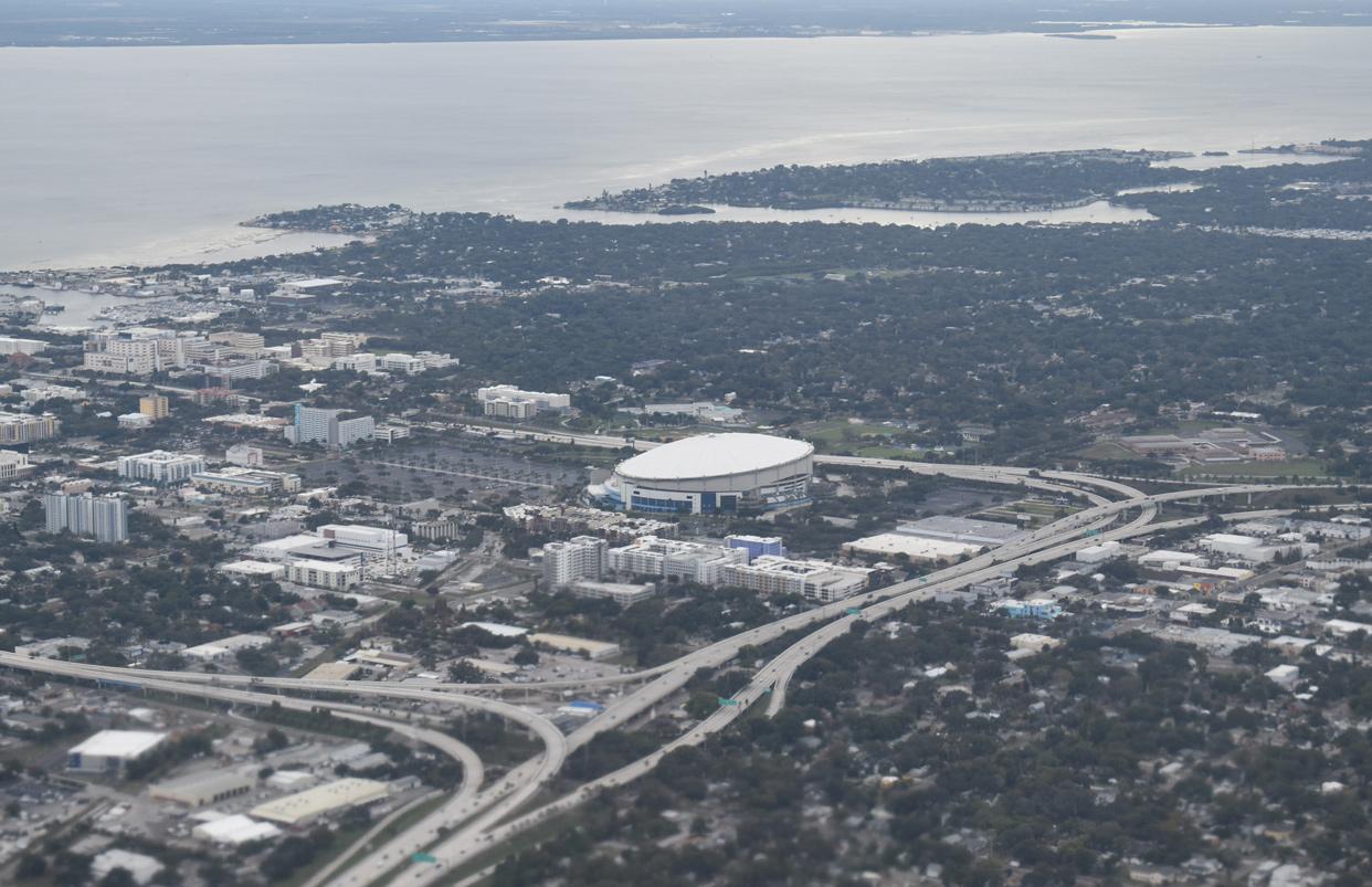 I-275 at I-375/N Bay Dr and I-175/S Bay Dr - St. Petersburg, FL
