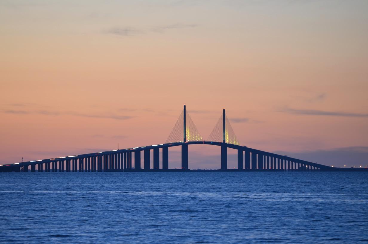 Sunshine Skyway Bridge Aaroads