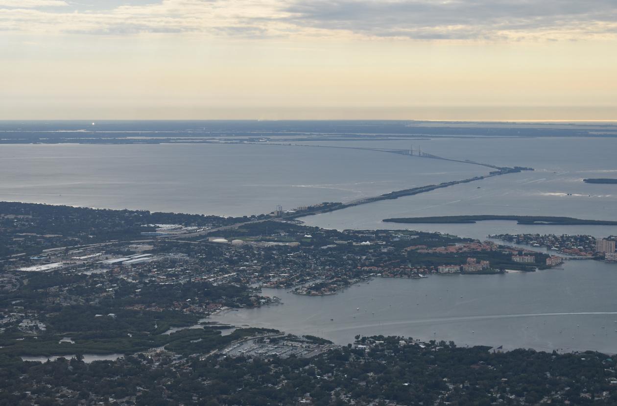 I-275 / Sunshine Skyway - South St. Petersburg, FL