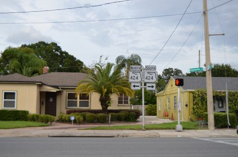 Maury Road at SR 424 - Orlando