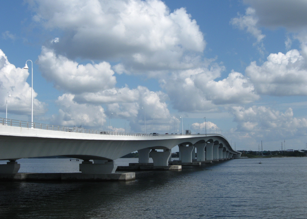 Hathaway Bridge - Panama City, FL