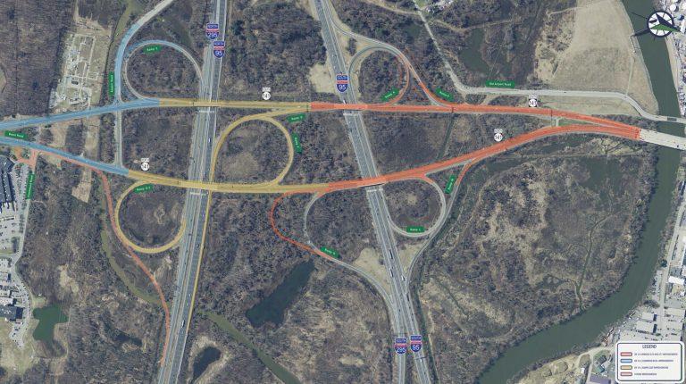 I-95/SR 141 Interchange Improvements