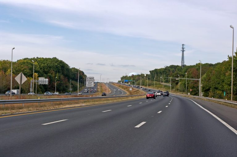 I-95 north at milepost 153.2