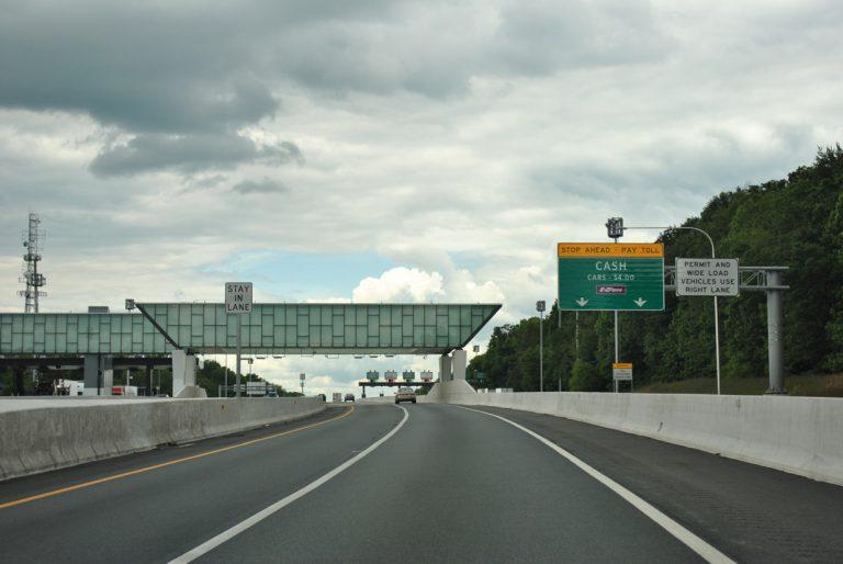 I-95 Newark Toll Plaza