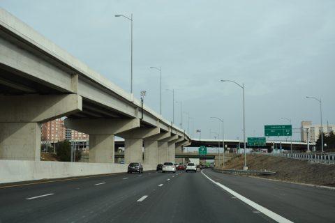 I-395 at Seminiary Road in Alexandria, VA