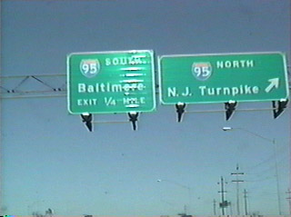 MD 279 north at I-95 - Elkton, MD - 1994