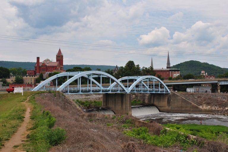 WV 28A - Potomac River North Branch bridge
