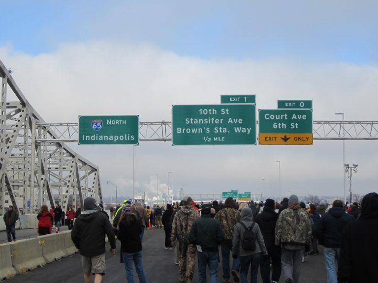 I-65 - Abraham Lincoln Bridge
