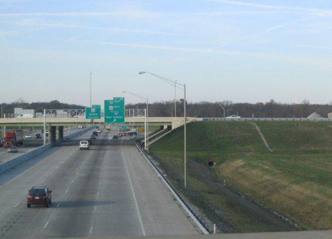 I-65 at I-265 - Jeffersonville, IN