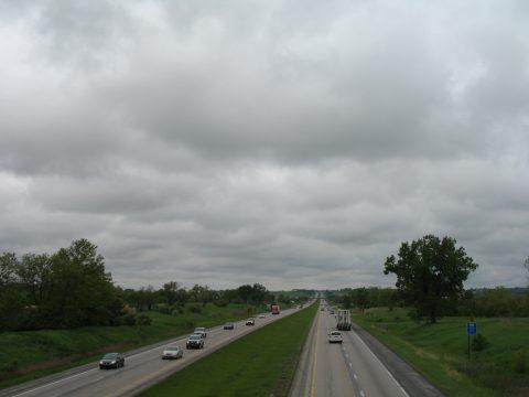 I-80 - Tiffin, Iowa