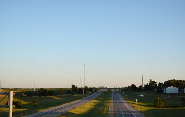 I-90 at I-229 - Sioux Falls, SD