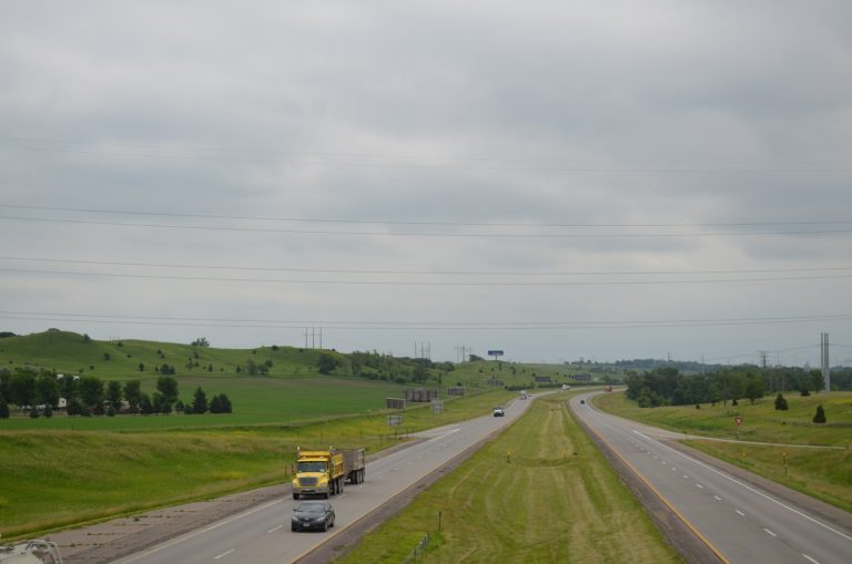 I-90 at Timberline Ave - Sioux Falls, SD