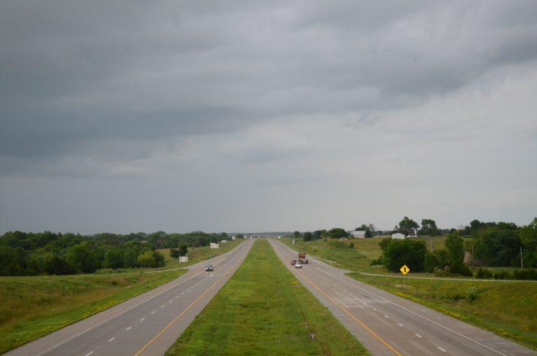 K-31 at I-35/US 50 - Osage County, KS