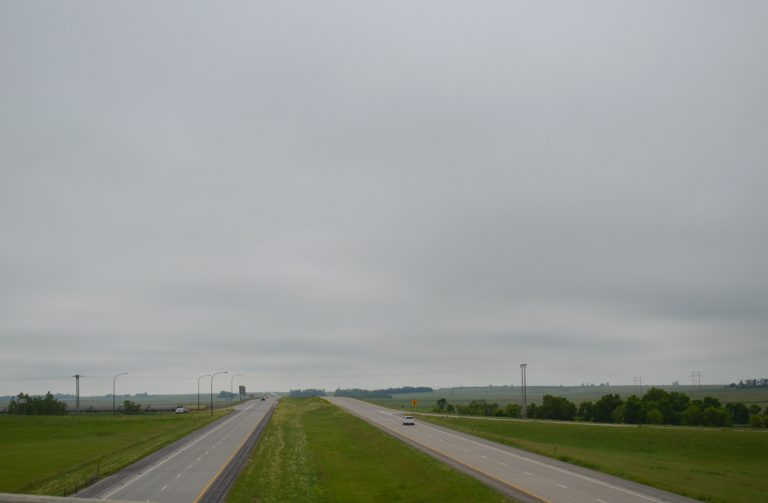 US 12 at I-29 - Summit, SD
