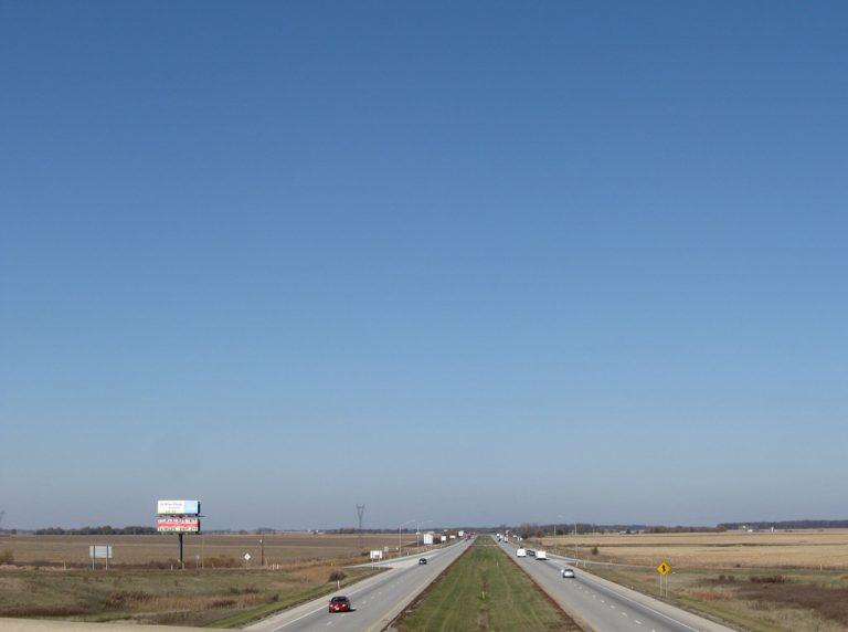 I-65 at US 24/231 - Remington, IN
