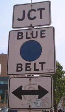 Blue Belt - Squirrel Hill - Pittsburgh, PA