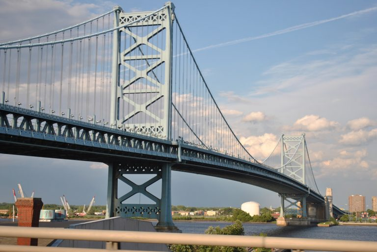 I-676/US 30 Ben Franklin Bridge
