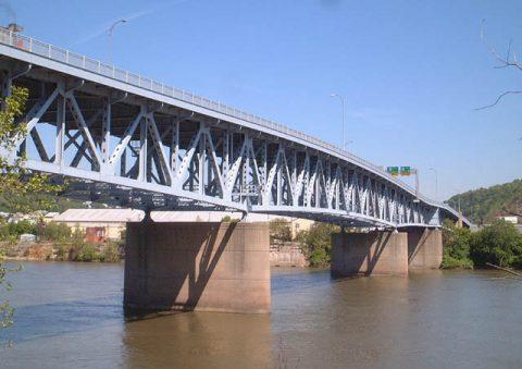 PA 8 - 62nd Street Bridge - Pittsburgh