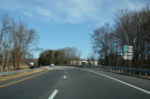 Business Loop I-85 - Lexington, NC