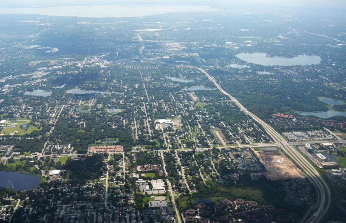 Florida 414 west of I-4
