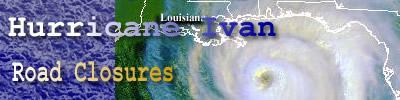 Hurricane Ivan Road Closures