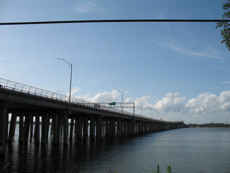 I-110 - Back Bay of Biloxi Bridge