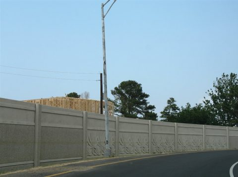 I-610 Sound Wall - New Orleans, LA