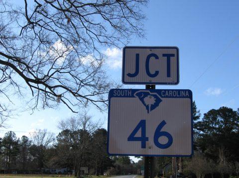 S.C. Highway Marker