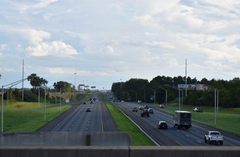 US 341/SR 11CO at I-75 - Perry, GA