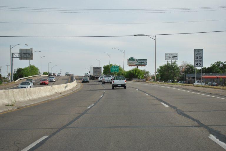 IH 27 south - Amarillo, TX
