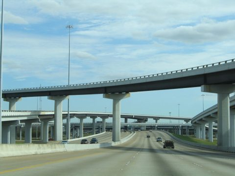 IH 10 at Sam Houston Parkway - Channelview, TX