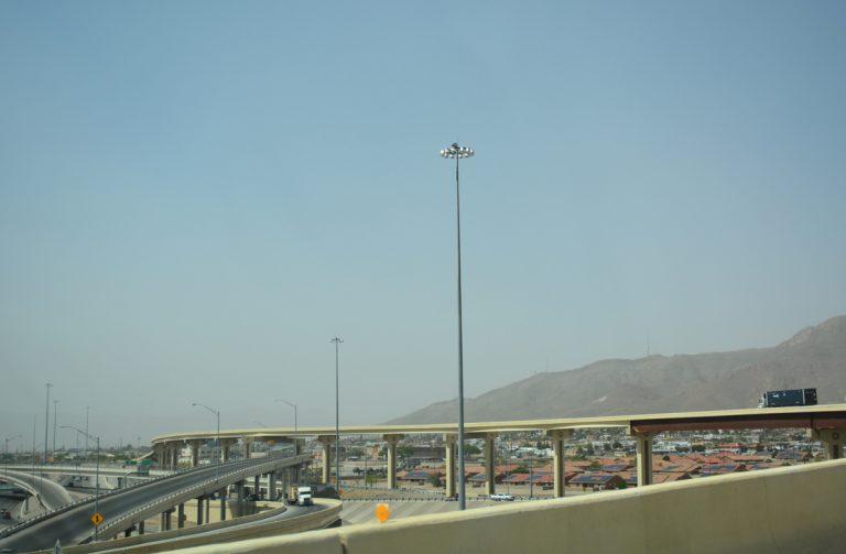 Spur 601 / U.S. 54 interchange