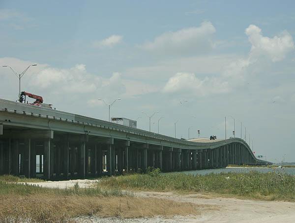 U.S. 181 - Nueces Bay Causeway