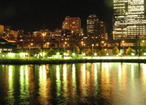 Waterfront Park - Seattle, Washington