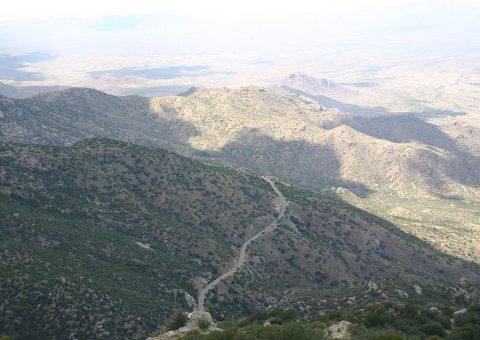 SR 386 - Kitt Peak, Arizona
