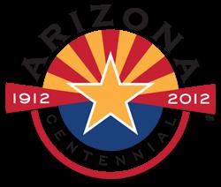 Arizona Centennial Logo