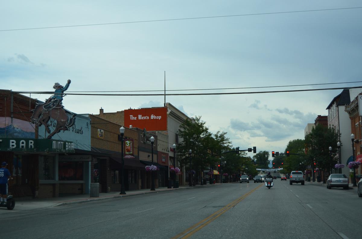 East Petersburg Pa >> Business Loop I-90 - Sheridan - AARoads - Wyoming