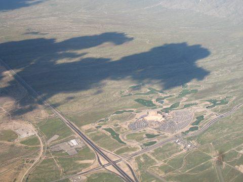I-25 at NM 556 / Tramway Rd - Sandia Pueblo, NM