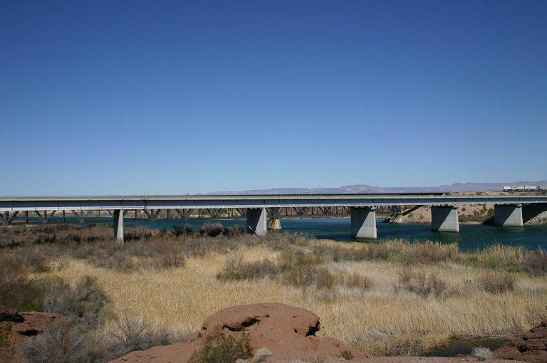 I-40 - Colorado River Bridge