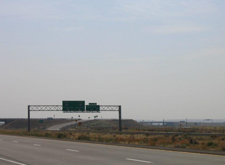 I-82 at Westland Rd - Hermiston, OR