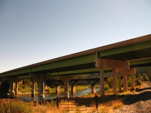 I-90 at Clark Fork - St. Regis, MT