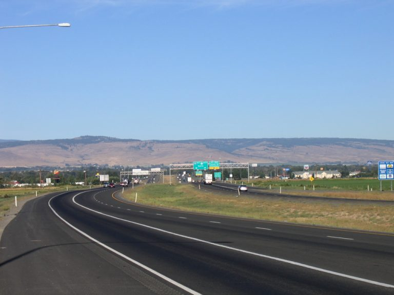 I-90 - Ellensburg, Washington