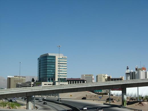 I-15 at I-515 - Downtown Las Vegas