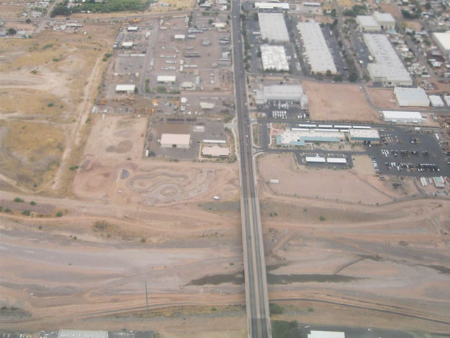 7th Street over the Salt River